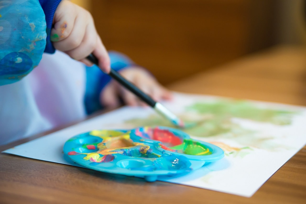Top 5 preschool activities
